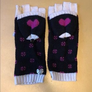 Betsey Johnson Winter Gloves